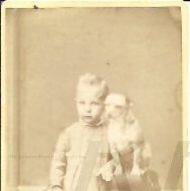 "Image of ""Millie"" - Child with a Dog - 2010.3.18"