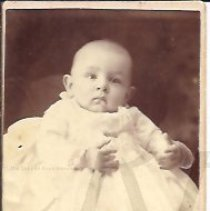 Image of Ralph Goodrich as a Baby - 2010.3.43