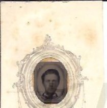 Image of Unidentified Young Man - Tintype - 2010.3.50