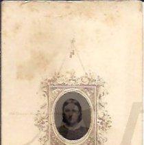 "Image of Sarah ""Sae"" Goodrich as a Young Woman - Tintype - 2010.3.62"