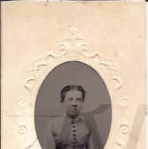 "Image of Mary ""Mae"" Goodrich as a Young Woman - 2010.3.63"