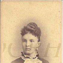 """Image of Martha """"Mattie"""" S (Whitehead) Goodrich - 2010.3.67"""