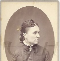 Image of Persis B. (Chase) Goodrich - Photographic Portrait - 2010.3.69