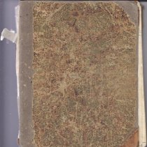 Image of Caratunk Ladies Aid Society Account Book 1899-1949