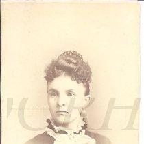 """Image of Martha """"Mattie"""" Whitehead Goodrich - 2010.3.96"""
