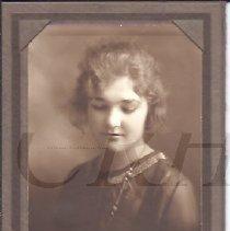 Image of Miss Doubrasky - Ward of Levi J. Goodrich