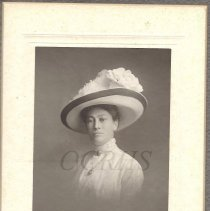 Image of Alice Augusta Warren - Photographic Portrait