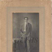 Image of Alden Goodrich, Photographic Portrait ca1906 - 2011.10.19