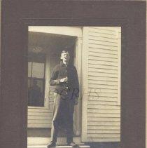 Image of Roy F. Baker, Bingham, Maine - 2011.24.10
