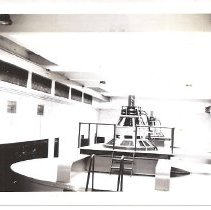 Image of Turbine Room at Wyman Dam, Moscow, Maine
