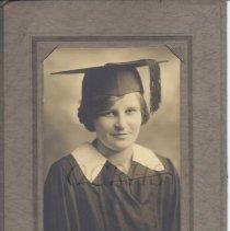 Image of Esther Caroline Owens, Bates College Graduation Photo - 2012.13.15