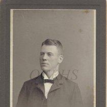 Image of Arthur James Tupper, Photographic Portrait - 2012.13.24
