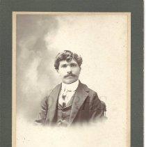 Image of John Bergonzi, Photographic Portrait