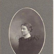 Image of Alice Leona Owens, Photographic Portrait - 2012.13.34