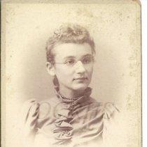 Image of Lephe Dinsmore, Photographic Portrait