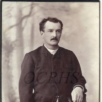 Image of John Carlton Photographic Portrait - 2012.13.47