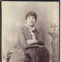 Image of Lucy Hussey Carlton, Photographic Portrait