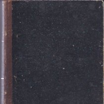 Image of Journal of Milford Goodrich - 1853 to 1857 - 2012.13.59