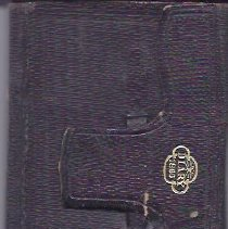 Image of Diary of Milford Goodrich, 1866 - 2012.13.62