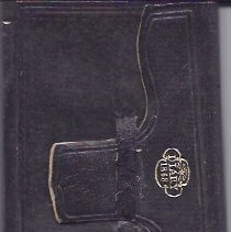 Image of Diary of Milford Goodrich, 1868 - 2012.13.63