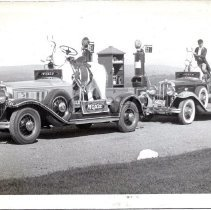 Image of Moxie Auto and Horse Tour, Two Cars - Solon, ME