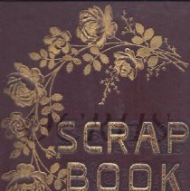 Image of Scrapbook Kept by Clark/Webster Family, 1920-1940 - 2013.7.1