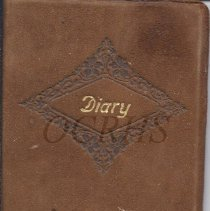 Image of 1917 Diary, Caratunk ME - 2013.7.10