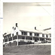 Image of Hotel Sterling, Caratunk ME ca 1930