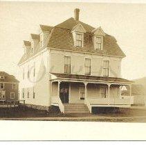 Image of Grange Hall, Bingham, Maine - 2013.7.4