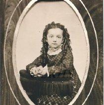 Image of Lephe E Moore as a Young Girl - 2001.1.61
