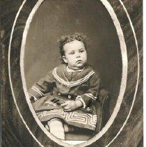 Image of Maude Elllis as a Child - 2001.1.70