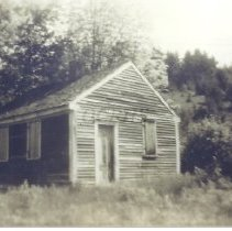 Image of Little Red Schoolhouse, Caratunk ME - 2001.1.79