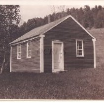 Image of Little Red Schoolhouse, Caratunk ME - 2001.1.80