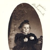 Image of Jessie Redmond as a Baby