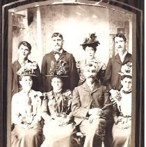 Image of Powell Family Group Portrait - 2001.1.84