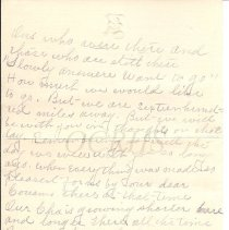 Image of Zilpha M Hale Kemp Letter 1924 Page 2
