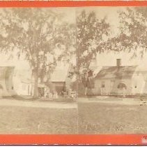 Image of Home of Pickard Goodrich at Bingham ME - 2010.3.123