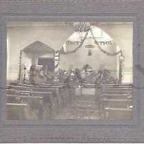 Image of Centennial of the Bingham Congregational Church 1905 - 2010.3.124