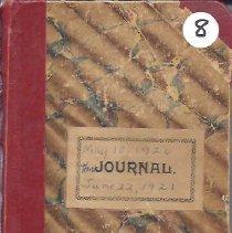 Image of Diary of Abbie Spaulding - Vol. 8 - 2011.32.10