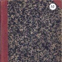 Image of Diary of Abbie Spaulding - Vol. 10 - 2011.32.12
