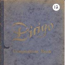 Image of Diary of Abbie Spaulding - Vol. 12