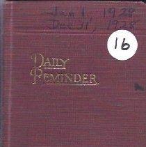 Image of Diary of Abbie Spaulding - Vol. 16