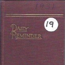 Image of Diary of Abbie Spaulding - Vol. 19