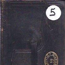 Image of Diary of Abbie Spaulding - Vol. 5 - 2011.32.7