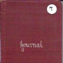 Image of Diary of Abbie Spaulding - Vol. 7 - 2011.32.9