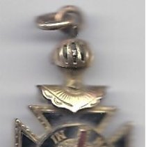 Image of Knights Templar Charm
