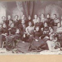Image of Gorham Normal School Class