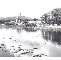 Image of Quimby Veneer Mill at Bingham ME - 2012.13.123