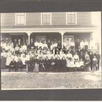 Image of Goodrich and Baker Reunion 1903 - 2012.13.127