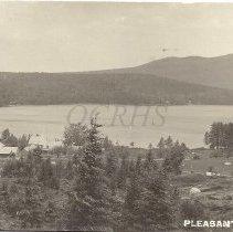 Image of Pleasant Pond 1910